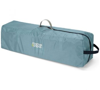 mamas and papas classic travel cot in travel bag