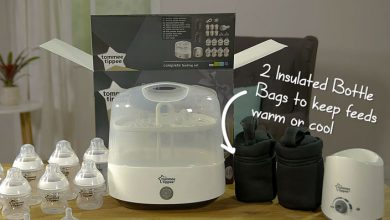 Tommee Tippee bottle warmer