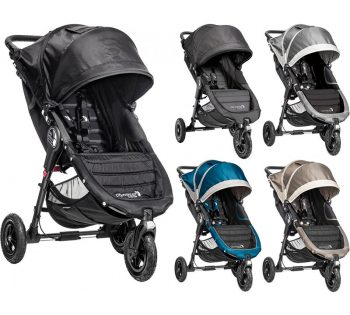 Baby Jogger City comes in multiple colours