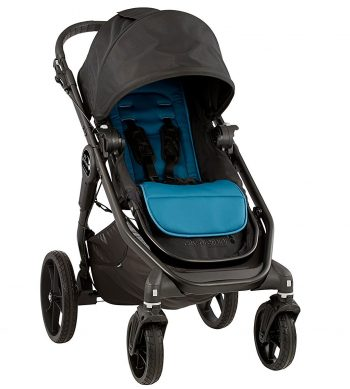 Baby Jogger City Premier Stroller review cheapest price in blue