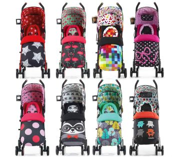 Cosatto Supa Stroller in a huge choice of colours and designs