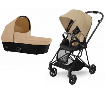 Cybex Mios travel system review and cheapest price sand colour