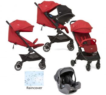 The Joie Pact travel system review and best price