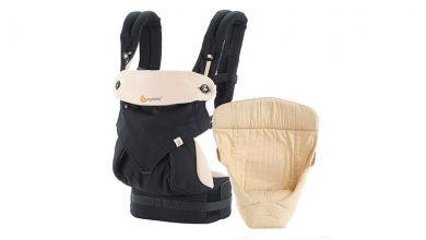 Ergobaby Original Bundle Of Joy 3 Position Baby Carrier